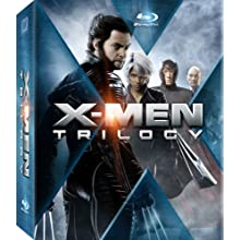 X-Men Trilogy (X-Men / X2: X-Men United / X-Men: The Last Stand) [Blu-ray] (2011)