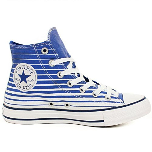 Converse Sneakers Chuck Taylor All Star C151186, Zapatillas Altas Unisex Adulto Azul