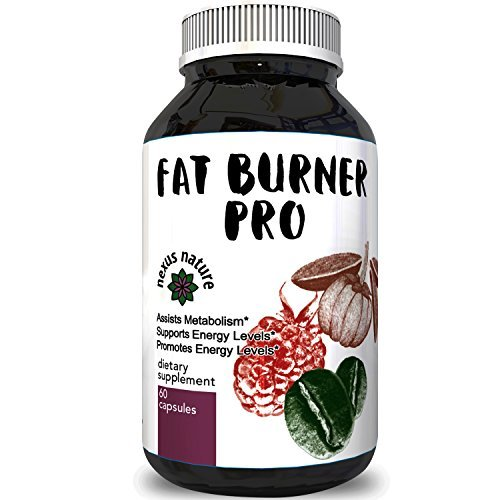 (Pure Garcinia Cambogia Extract for Weight Loss with HCA Appetite Suppressant Dietary Supplement With Green Coffee Bean Chlorogenic Acid Raspberry Ketones and Antioxidant Green Tea by Nexus Nature)