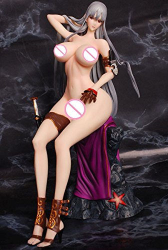 16-japanese-anime-naked-valkyria-chronicles-sexy-Selvaria-Bles-resin-figure-bust-nude-anime-action-figures
