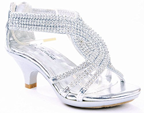 Angel 37K Little Rhinestone Pretty Shoes product image