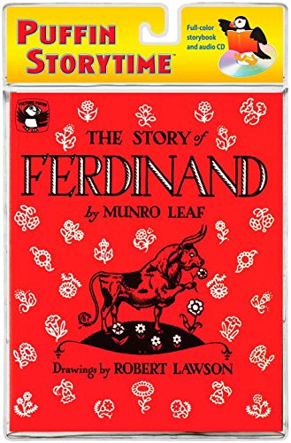 The Story of Ferdinand (Puffin Storytime) - Picture Story Books For Esl