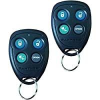 Audiovox Panther PA-620C 1400 FT Remote Start Keyless Entry Car Security System