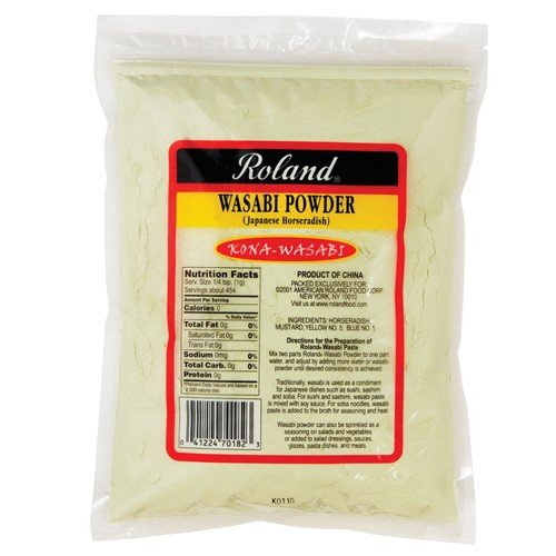 Wasabi Powder by Roland (16 ounce) by Roland