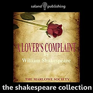 A Lover's Complaint Audiobook