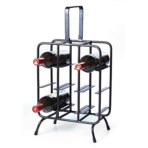 Napa Home & Garden Milo 9-Bottle Wine Rack by Napa Home & Garden