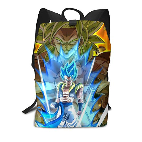 Dragon Ball Z Super3 Casual Backpack Daypack Laptop Bag School Bag ()