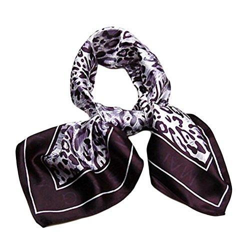 Fashion Square Taschen-Frauen-formale Klage Kurz Schal-Geschäfts-Geschenk-A11