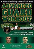 Baylor Advanced Guard Workout - Scott Drew : Basketball Coaching DVD Bears Coach