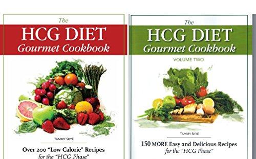The HCG Diet Gourmet Cookbook (2 Book Series)