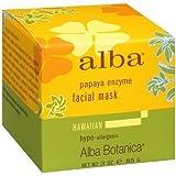 Alba Botanical Facial Mask Papaya Enzyme, 3 Ounce (Pack of 6) Review