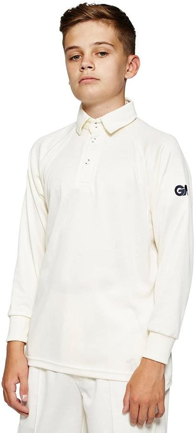 Gunn /& Moore Boys Premier Club Shirt T