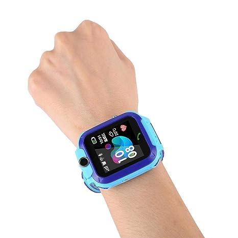 Smart Watch para niños para niños Smartwatch WiFi/GPS ...