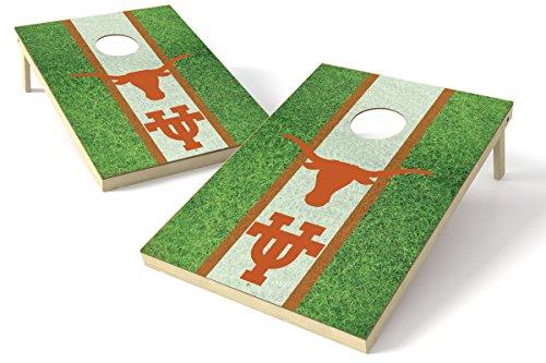 PROLINE NCAA College 2'x3' Texas Longhorns Cornhole Set - Field Design ()