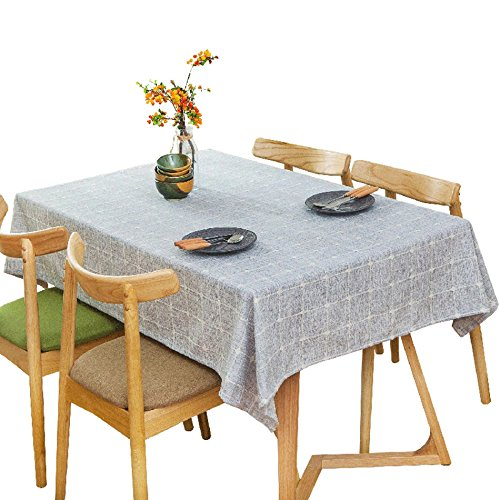 CGN テーブルクロス、ピクニック布カバー布レトロブルーテーブルクロスダイニングテーブル小さなラウンドテーブルロングテーブルテーブルクロスコーヒーショップレストランケーキショップテーブルクロスの長さ90-240cm ( サイズ さいず : 120*120 cm ) B078W34Z53 120*120 cm 120*120 cm