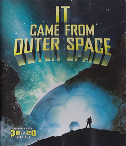 It Came From Outer Space (2-D / 3-D Blu-Ray)