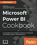 model cook book - Microsoft Power BI Cookbook: Creating Business Intelligence Solutions of Analytical Data Models, Reports, and Dashboards