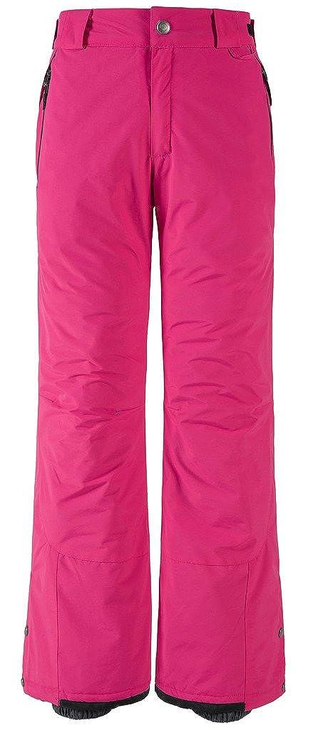 Wantdo Women's Insulated Outdoors Snow Pants Waterproof Warm Padding Ski Trousers