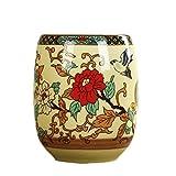 George Jimmy 4 Pieces Exquisite Porcelain Tea Cups Ceramic Restaurant Tea Cups B9