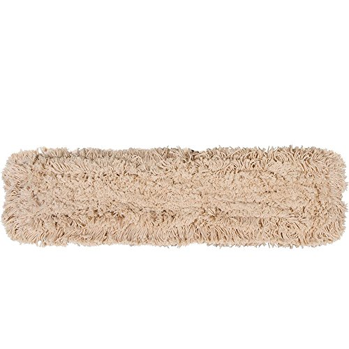 AMR Market 30 Inch Industrial Strength Cotton Dust Mop Refill - Dust Mop Head Replacement for 30 X 5 - Mop Head Only by AMR Market (Image #1)
