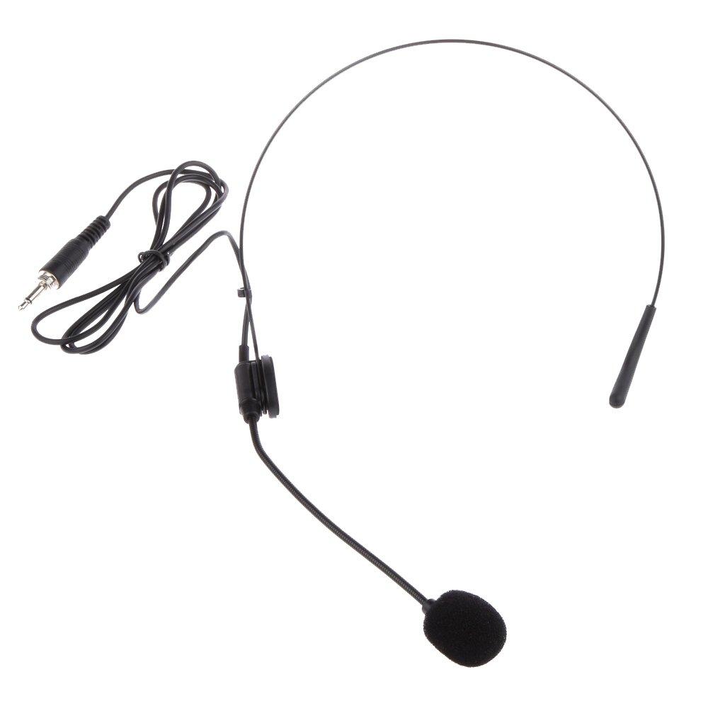 Torna Sistema Wireless Headset Electret Microfono Nero Di Tipo Verticale Spina Generic STK0157004609