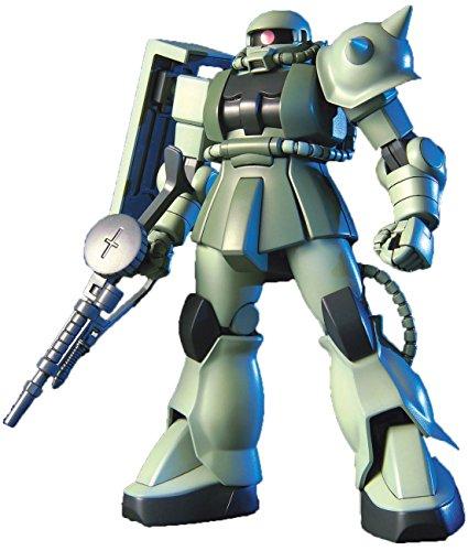 Bandai Hobby HGUC 1/144 #40 ZAKU II Mobile Suit Gundam Model