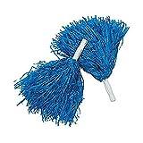 NYKKOLA Royal Blue Pom Poms (1 Dozen)