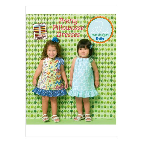 Sew Toddler Dress - 9