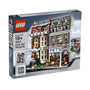 LEGO 10218 Creator Pet Shop - 51mLWTVgX9L - LEGO 10218 Creator Pet Shop