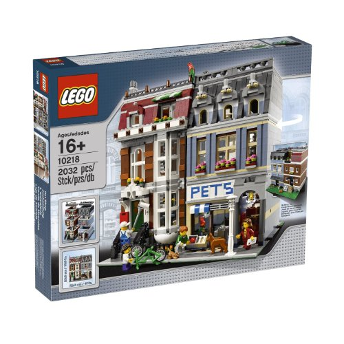 - LEGO 10218 Creator Pet Shop
