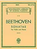 SONATAS VIOLIN PIANO COMPLETE TWO BOOK SET