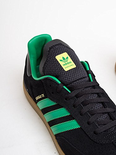 Negbas Homme Gum4 adidas Skate Chaussures Verde de Samba Multicolore ADV ww01OP