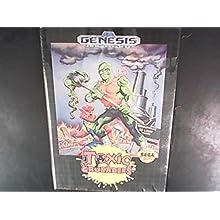 Toxic Crusaders - Sega Genesis