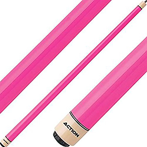 Color Pool Cue in Hot Pink Weight: 20 oz.