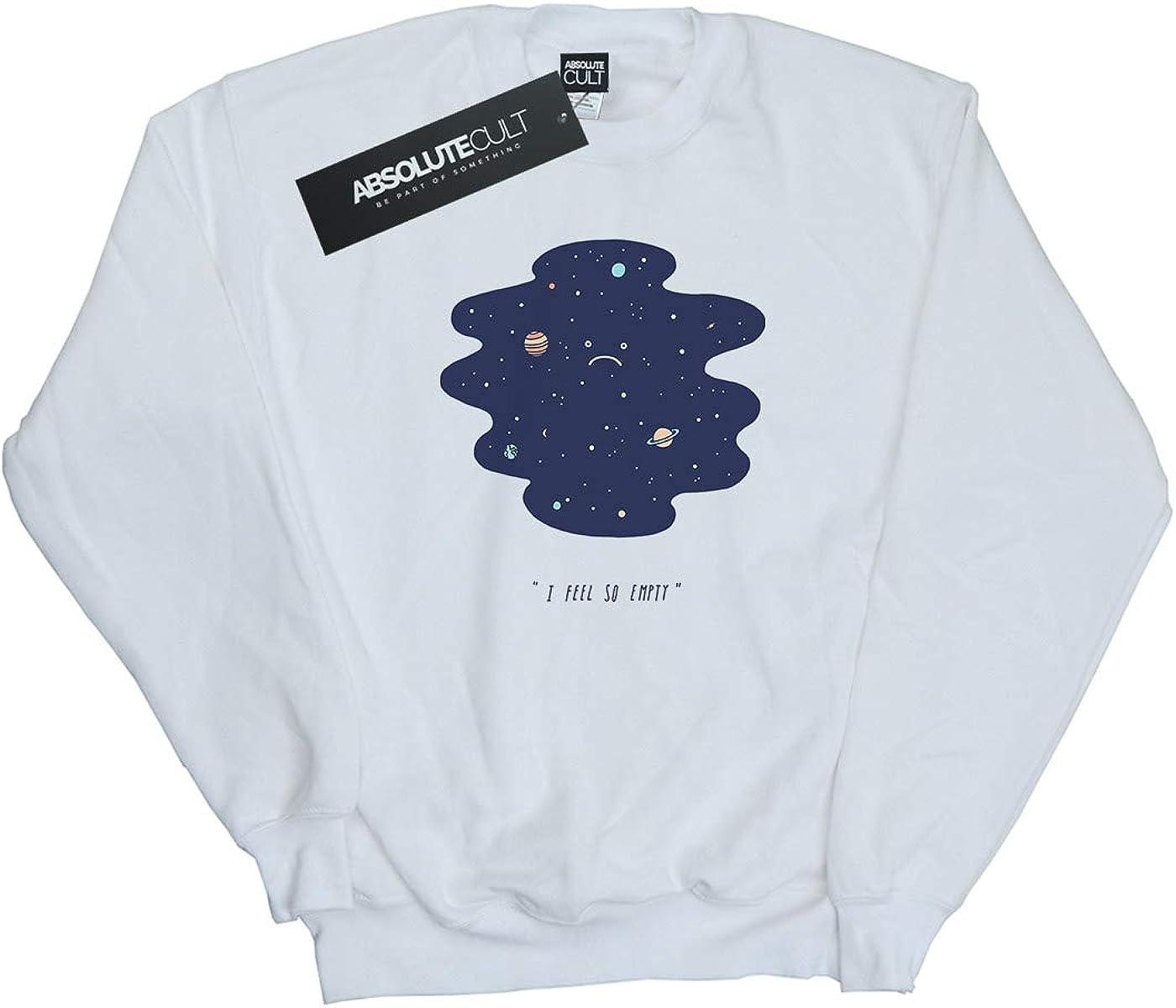 Absolute Cult Jaco Haasbroek Girls Negative Space Sweatshirt
