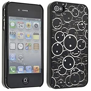 RC - 3D Cartoon Face Hard Case for iPhone 5/5S