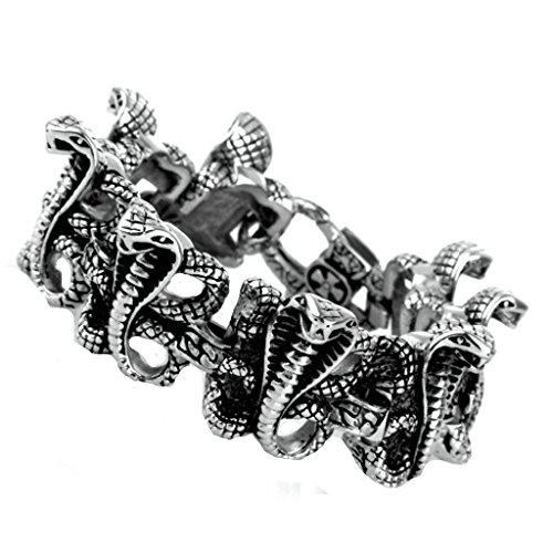 bishilin-stainless-steel-vintage-silver-black-punk-rock-snake-link-bracelets-for-men
