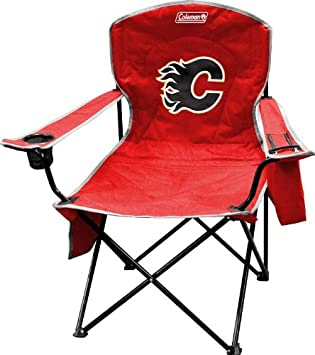 Superb Calgary Flames Folding Chairs Child Size Nhl Team Folding Alphanode Cool Chair Designs And Ideas Alphanodeonline