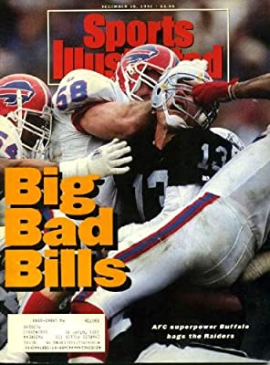Sports Illustrated December 16 1991 Buffalo Bills on Cover, Wayne Gretzky, #1 Duke, Warren Moon/Houston Oilers, Kevin Willis/Atlanta Hawks