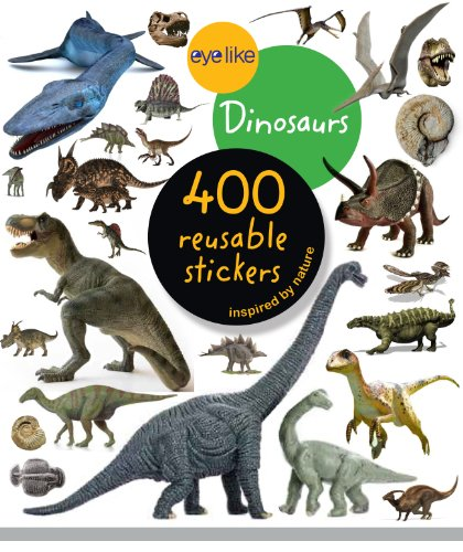 Buy new eyelike stickers: dinosaurs