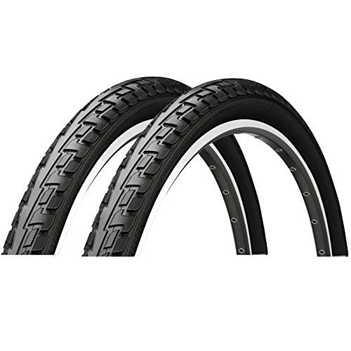 Continental Tour Ride Tire (Continental Tour Ride 700 x 32c Hybrid Bike Tyres - Pair)