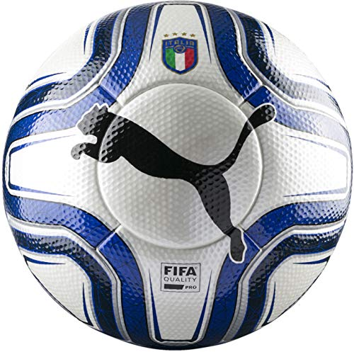 PUMA World Cup Soccer Italy Licensed AccessoriesOfficial License Supplier of Replica and On-Pitch Merch, Team Power Blue-Peacoat, 5