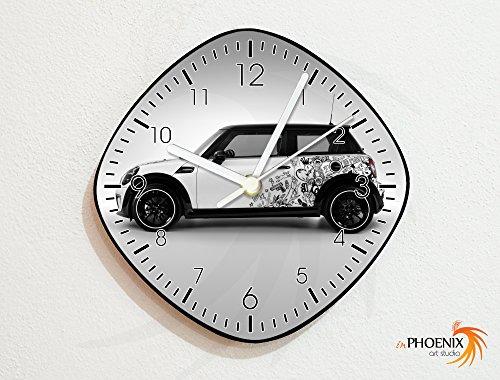 Clock Cooper Mini - Mini Cooper - Wall Clock