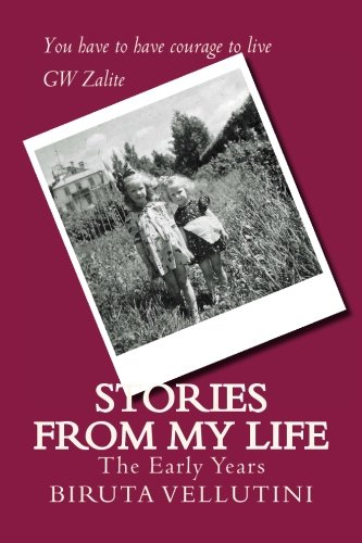 Stories From My Life: The Early Years ebook