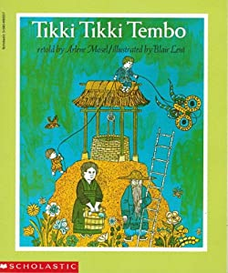 Paperback Tikki Tikki Tembo Book