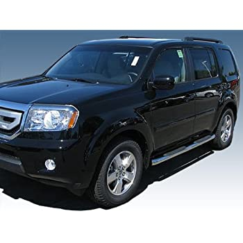 Amazon.com: MaxMate Custom Fit 09-15 Honda Pilot Stainless Steel 3