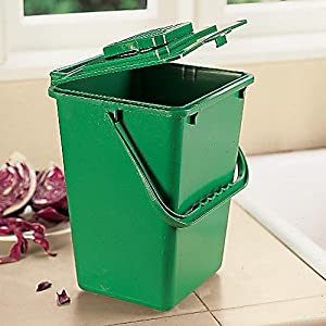 3 cu ft stationary composter compost pail