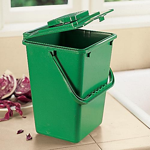 Large Kitchen Compost Bucket Gallon