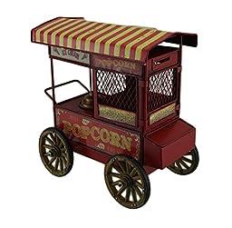 Popcorn & Ice Cream Cart Savings Bank