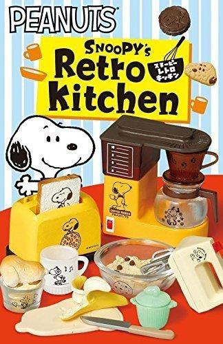 Snoopy Retro Kitchen Re-Ment miniature blind (Re Ment Miniature)